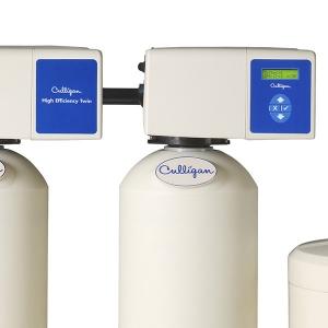 High Capacity Water Softener